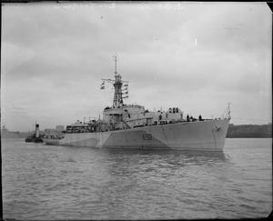 HMS LOCH MORLICH