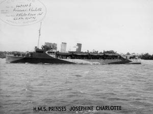 HMS PRINSES JOSEPHINE-CHARLOTTE