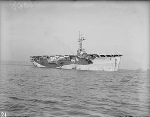 HMS CAMPANIA