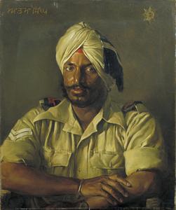 A Sikh : Atma Singh