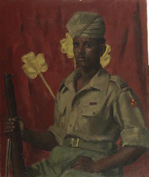 Sepoy Kamal Ram, VC : 8th Punjab Regiment