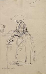 The Cook at the Convent Battis, Hesdin