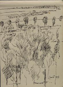 Landscape near Wisques