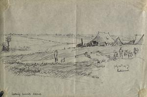 Roclincourt - Looking towards Arras