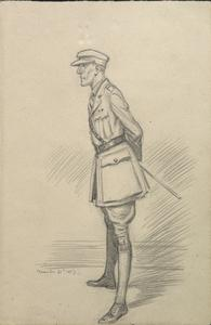 Major H Hesketh-Prichard, 1st Army School of Scouting, Observation and Sniping, Linghem