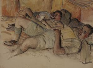 Siesta, 1943