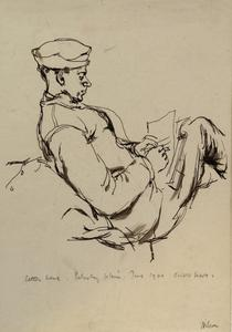 Letter Home (Sapper Wilson), Salisbury Plain, June 1940