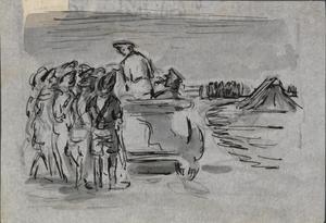War Diary in Four Volumes: Volume 1