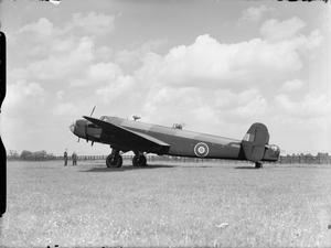 AIRCRAFT OF THE ROYAL AIR FORCE 1939-1945: HANDLEY PAGE HP.57 HALIFAX.