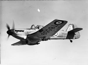 AIRCRAFT OF THE ROYAL AIR FORCE 1939-1945: MILES M.9B/M.19 MASTER.