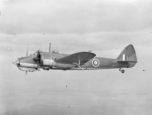 AIRCRAFT OF THE ROYAL AIR FORCE 1939-1945: BRISTOL TYPE 160 BLENHEIM V.
