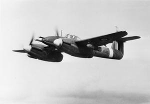 AIRCRAFT OF THE ROYAL AIR FORCE 1939-1945: WESTLAND WHIRLWIND.
