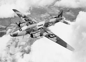 AIRCRAFT OF THE ROYAL AIR FORCE 1939-1945: VICKERS WARWICK