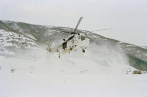 BRITISH FORCES IN BOSNIA 1993: OPERATION GRAPPLE