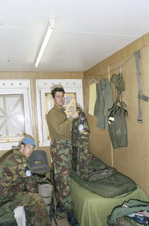 BRITISH FORCES IN BOSNIA 1994: OPERATION GRAPPLE
