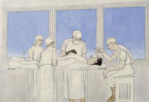 Human Sacrifice: In an operating theatre
