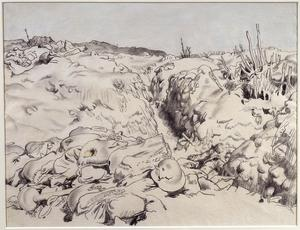 A Trench, Beaumont Hamel