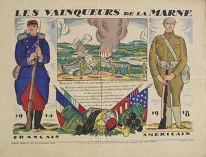 Les Vainqueurs de la Marne, 1914 - 1918 [The Victors of the Marne 1914-1918]