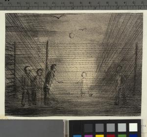 A Dream, Isle of Man, 1940 'Internment' series