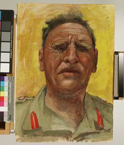 Portrait of Auchinleck