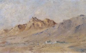 Frontier Hills, Quetta, April 1954