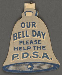 Our Bell Day Please Help The PDSA