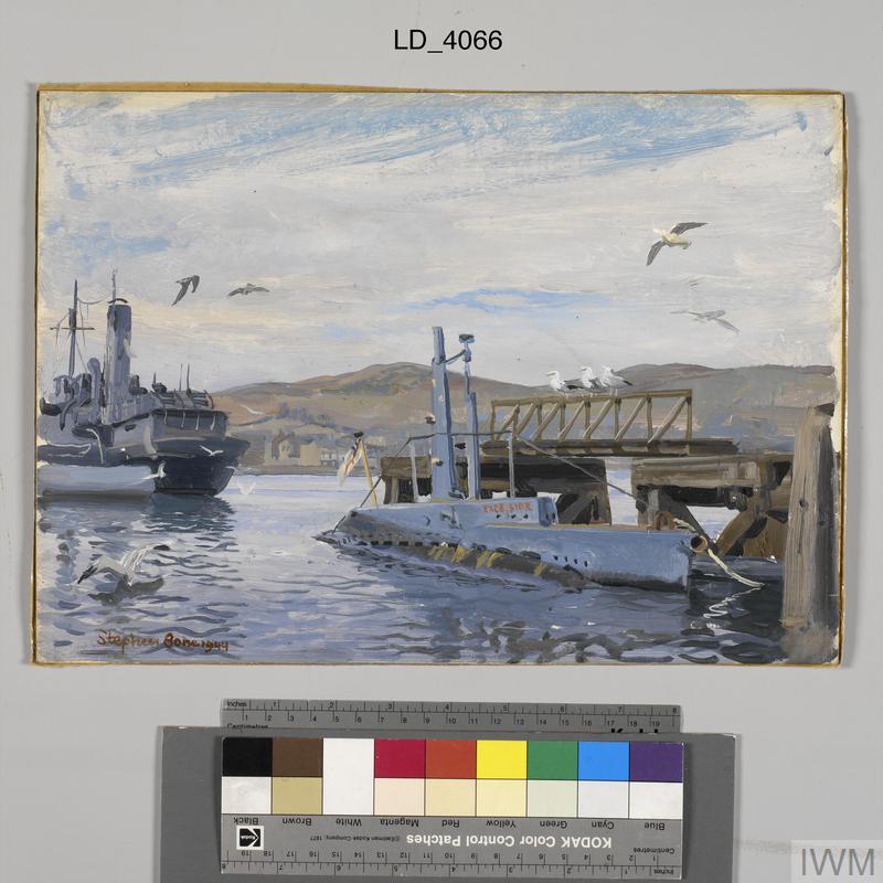 Midget Submarine - Excelsior