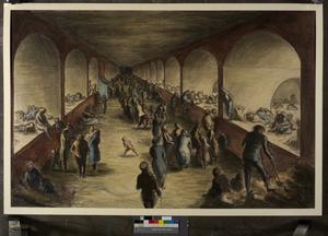 Shelter Scenes, Tilbury