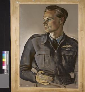 Flight Lieutenant A Taylor, DFC and two Bars