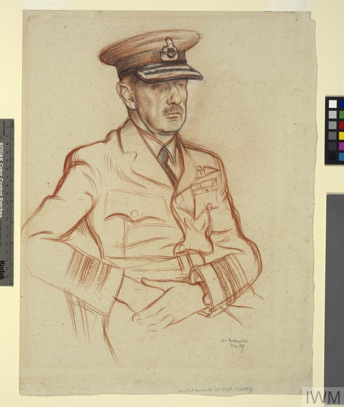Air Chief Marshal Sir Hugh Dowding, GCVO, KCB, CMG