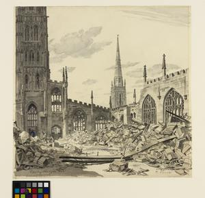 Coventry Cathedral: November 1940