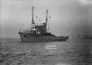 HMS SAUCY