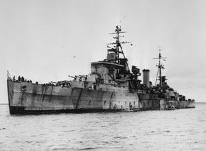 HMS SWIFTSURE