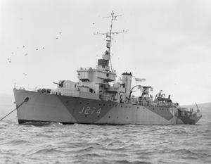 HMS LARNE