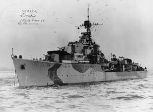 HMS SERAPIS