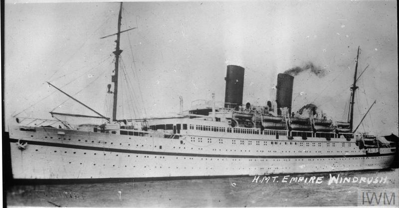 HMT EMPIRE WINDRUSH