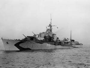 HMS TEAZER