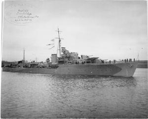 HMS TROUBRIDGE