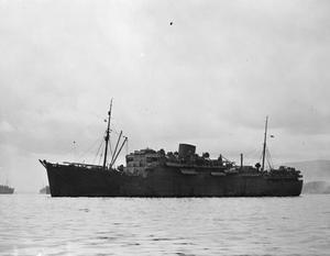 HMS DURBAN CASTLE
