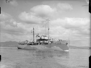 HMS UNST