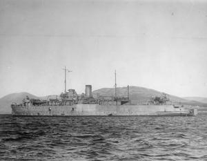 HMS DAFFODIL