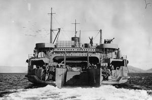 HMS PRINCESS IRIS