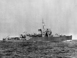HMS WHITEHAVEN