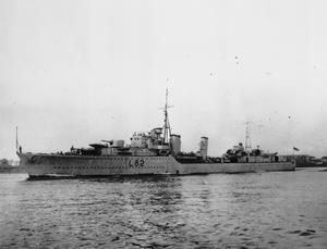 HMS SIKH