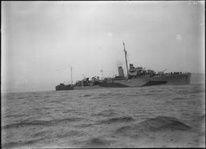 HMS LOWESTOFT