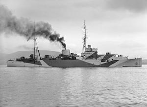 HMS ULSTER QUEEN