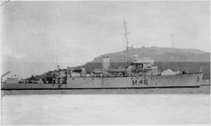 HMS PLUTO