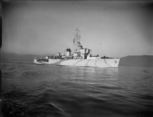 HMS FANTOME