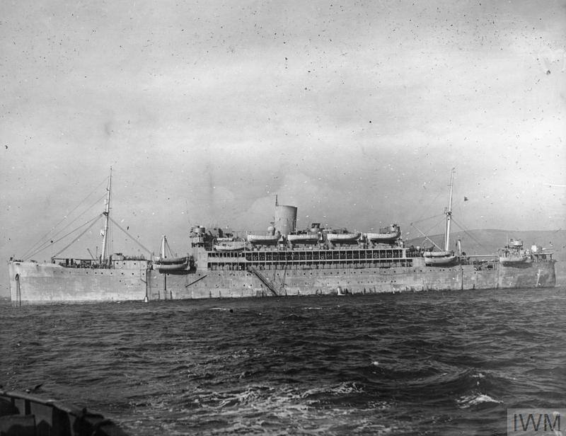 HMS CIRCASSIA