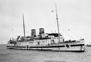 HMS ISLE OF JERSEY